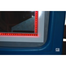 Buzzer Beater™ Perimeter LED Light Strips for One Board Only