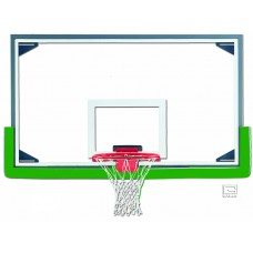 AFRG42 Glass Backboard with Gared Glass Retention System