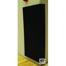 "Corner Wall Pad with Bonded Polyurethane Foam, Standard Size, 6"" x 6' x 6"" x 2"""