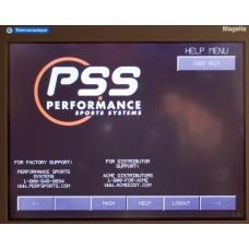 Touch Screen for TSC2000X & TSC2000XL