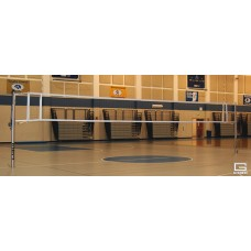Libero™ Master Aluminum Telescopic One-Court Volleyball System