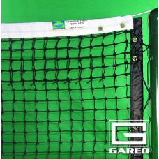 42', 3.5 MM Premium Polyethylene Tennis Net, Double Center