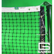 42', 3 MM Premium Polyethylene Tennis Net