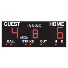 All American Baseball Scoreboard