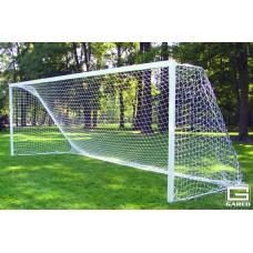 All-Star Recreational Touchline™ Soccer Goal, 4' x 9', Permanent, Rectangular Frame
