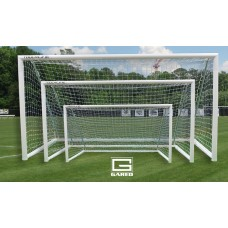 Touchline Striker™ Soccer Goal, 6' x 12', Portable, Square Frame