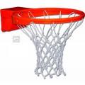 Master 3500I FIBA International Breakaway Goal with Nylon Net