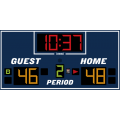 Electro-Mech Wireless Indoor LED Basketball Scoreboard