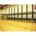 Batting Cage 10'H x 12'W x 55'L Without Net; Direct Mounting