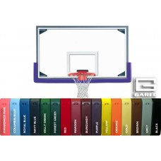 Pro-Mold® Backboard Padding, Forest Green