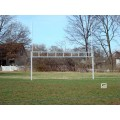Combination Football-Soccer Goal