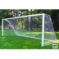 All-Star I Touchline™ Soccer Goal, 4' x 9', Permanent, Square Frame