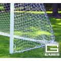 4' x 9'  Touchline™ Soccer Net, 3 MM, White